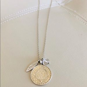 S&D[Long Retired] Delicate Penelope Coin Necklace